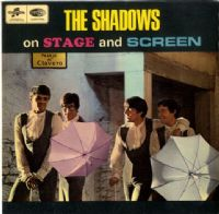 Shadows,The - On Stage And Screen (SEG 8528) Ex/Ex